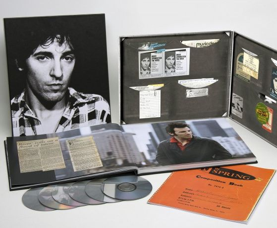 The Ties That Bind: the River Collection - Bruce Springsteen - Musik - Sony Owned - 0888751649422 - 4/12-2015