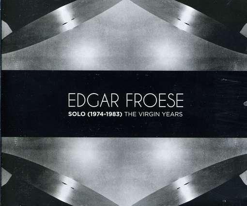 Virgin Years 1974-1983 - Edgar Froese - Musik - EMI - 5099964495422 - April 1, 2013