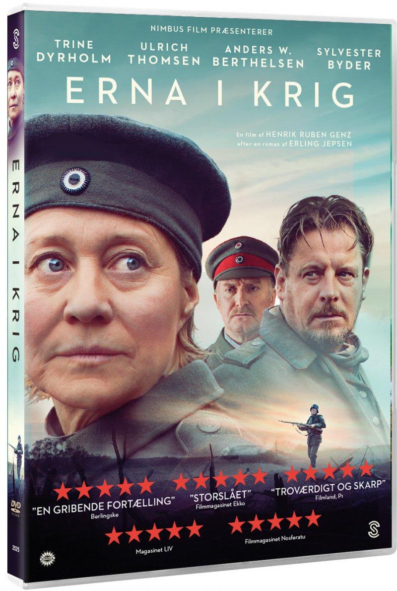 Erna I Krig -  - Film - Scanbox - 5709165346422 - March 18, 2021