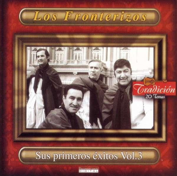 Sus Primeros Exitos 3 - Fronterizos - Musik - DBN - 0044001646423 - November 17, 2001
