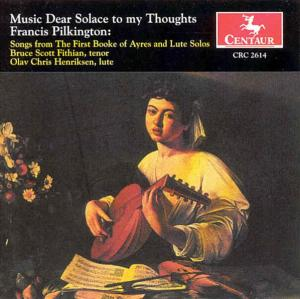 Music Dear Solace to My Thoughts - Pilkington / Fithian / Henriksen - Musik - CENTA - 0044747261423 - 22/4-2003