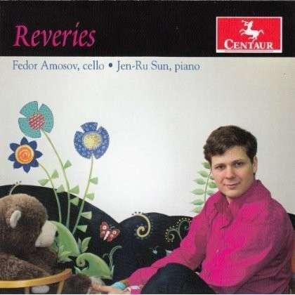Reveries - Davydov / Proklofiev / Tchaikovsky / Dvorak - Musik - Centaur - 0044747331423 - March 25, 2014