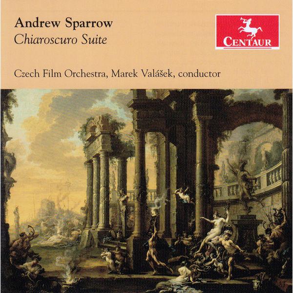Chiaroscuro Suite - Czech Film Orchestra - Musik - CENTAUR - 0044747344423 - 6/1-2016