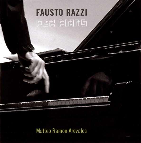 Per Piano - Fausto Razzi - Musik - RER - 0752725038423 - August 25, 2017