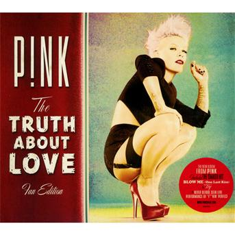 Truth About Love - Pink - Film - SONY MUSIC - 0887654230423 - July 21, 2020