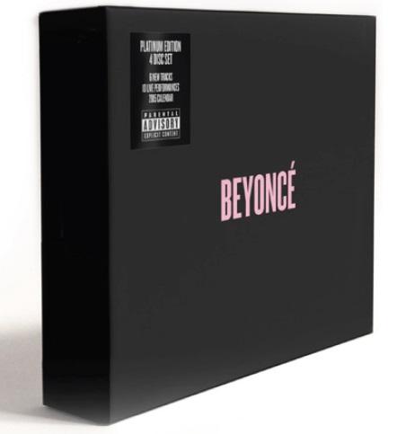 Beyoncé - Beyoncé - Musik - COLUMBIA - 0888750384423 - 24/11-2014