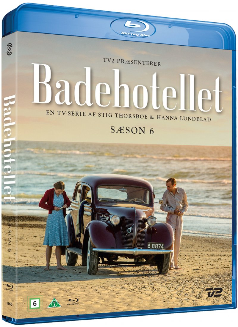 Badehotellet - Sæson 6 - Badehotellet - Film - Scanbox - 5709165196423 - 21/1-2021