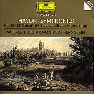 Symphony No.88,92 & 94 - J. Haydn - Musik - DEUTSCHE GRAMMOPHON - 0028944555424 - July 4, 1997