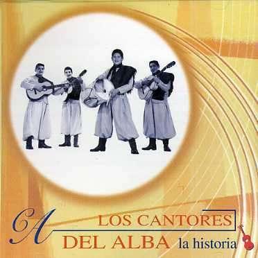 Historia - Cantores Del Alba - Musik - DBN - 0044001623424 - 12/9-2005