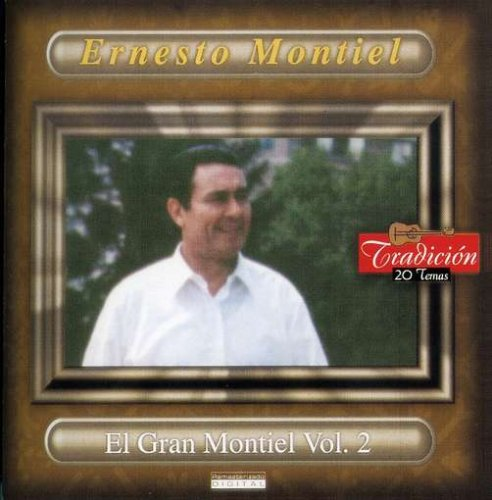 Vol. 2-el Gran Montiel - Ernesto Montiel - Musik - DBN - 0044001649424 - 17/2-2002