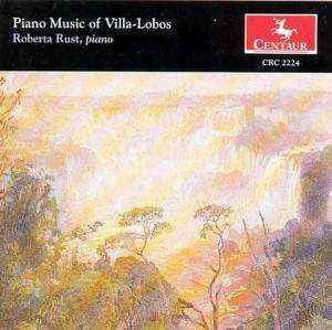 Brazilian Cycle: Lament of - Villa-lobos / Heitor / Rust - Musik -  - 0044747222424 - 31/1-1991