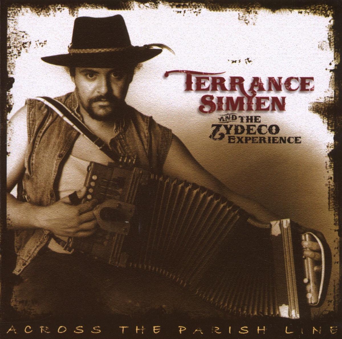 Across the Parish Line - Terrance Simien - Musik - AIM RECORDS - 0752211501424 - April 10, 2020