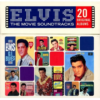 The Perfect Elvis Presley Soundtrack Collection - Elvis Presley - Musik - Sony Owned - 0888430166424 - January 6, 2014