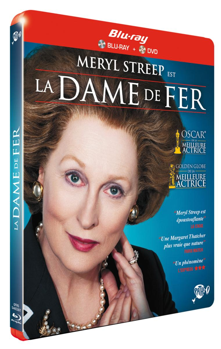 La Dame De Fer (Bluray) Colman Olivia -  - Film -  - 3388330042424 -