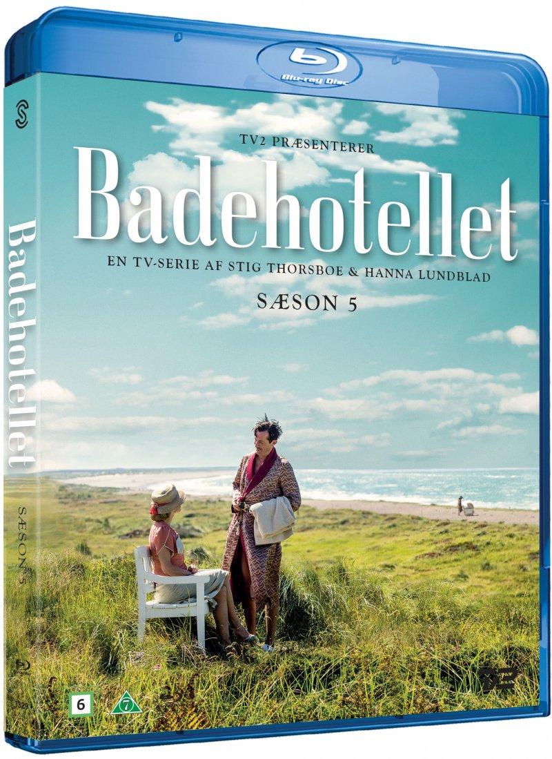 Badehotellet - Sæson 5 - Badehotellet - Film - Scanbox - 5709165186424 - January 21, 2021