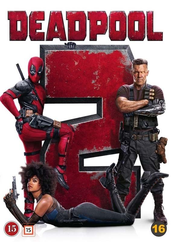 Deadpool 2 -  - Film -  - 7340112745424 - 1/10-2018
