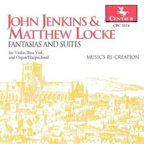 Fantasias & Suites - Jenkins / Locke / Moore / Dornenburg / Peters - Musik - CENTA - 0044747267425 - 25/5-2004