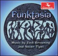 Funktasia - Browning / Brantley / Holt / Mandate / Darby - Musik - Centaur - 0044747283425 - May 29, 2007