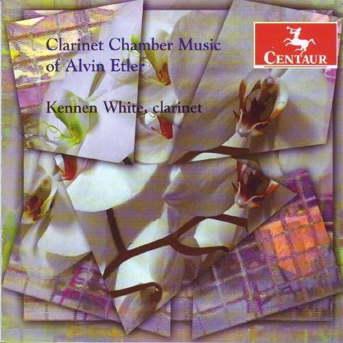 Clarinet Chamber Music - V/A - Musik - CENTAUR - 0044747296425 - March 21, 2012