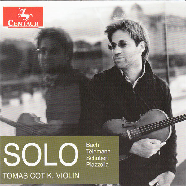 Solo - Telemann / Cotik,tomas - Musik - DAN - 0044747337425 - 10/3-2015