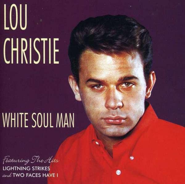 White Soul Man - Lou Christie - Musik - AIM - 0752211108425 - February 24, 2020