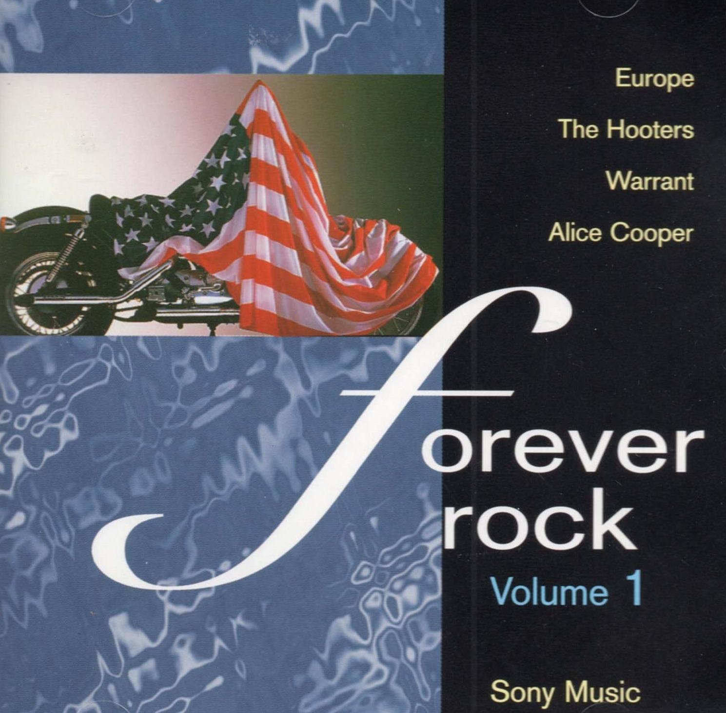 Forever Rock Vol.1 - Various Artists - Musik - SONY MUSIC - 5099747824425 - 26. februar 1996