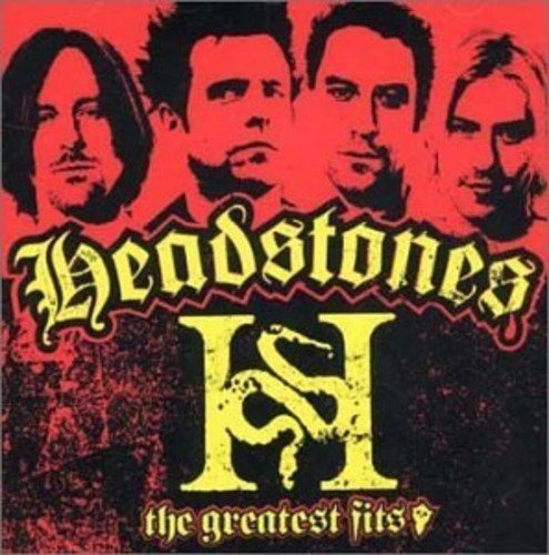 The Greatest Fits - Headstones - Musik - ROCK - 0044001616426 - 27/4-2004