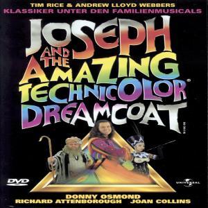 Joseph and the Amazing Technicolor Dreamcoat - Donny Osmond,maria Friedman,richard... - Film - UNIVERSE PRODUCTIIONS - 0044005379426 - 2/6-2000