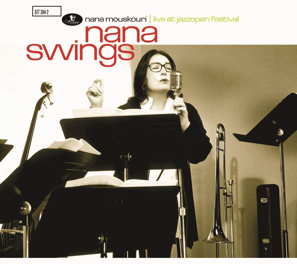 Nana Swings - Nana Mouskouri Live at Jazzopen Festival - Nana Mouskouri - Musik - JAZZ - 0044007739426 - 11/9-2003