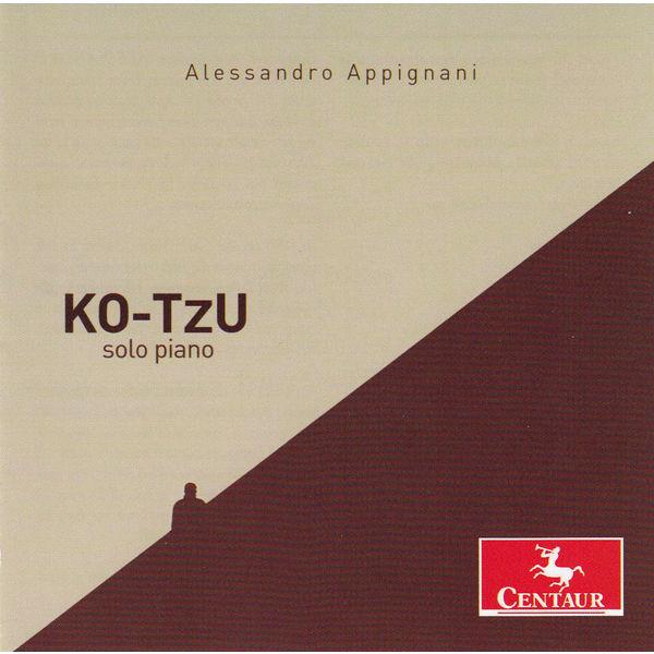 Piano Works - A. Appignani - Musik - CENTAUR - 0044747330426 - February 18, 2014