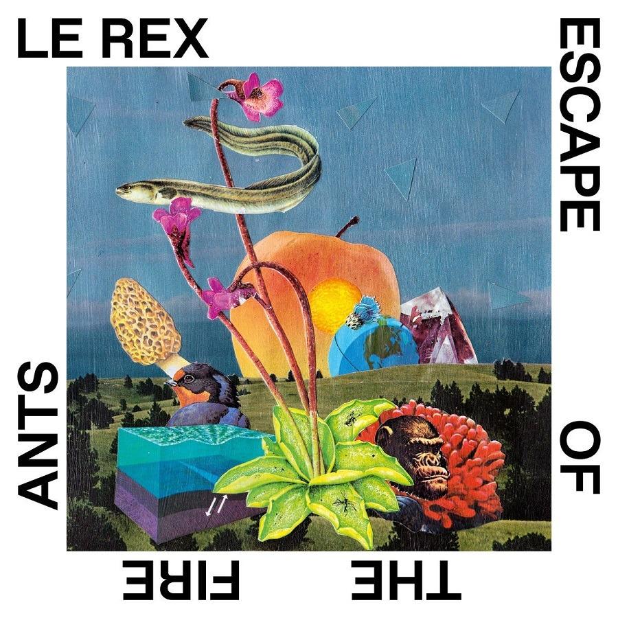 Escape of the Fire Ants - Le Rex - Musik - CUNEIFORM REC - 0045775046426 - 5/4-2019