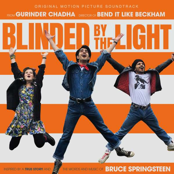 Blinded By The Light - Original Soundtrack / Various Artists - Musik - SONY MUSIC - 0190759557426 - 9/8-2019