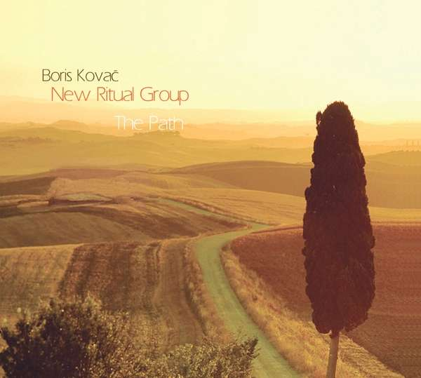 Path - Boris -New Ritual Group- Kovacs - Musik - RER - 0752725037426 - January 13, 2017