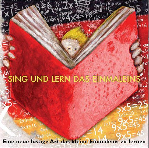 Sing Und Lern Das Einmaleins - Tabeldrengene - Musik - RJENS - 5705535037426 - March 27, 2009