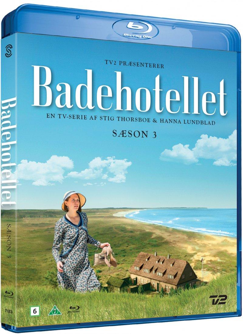 Badehotellet - Sæson 3 - Badehotellet - Film - Scanbox - 5709165166426 - 21/1-2021