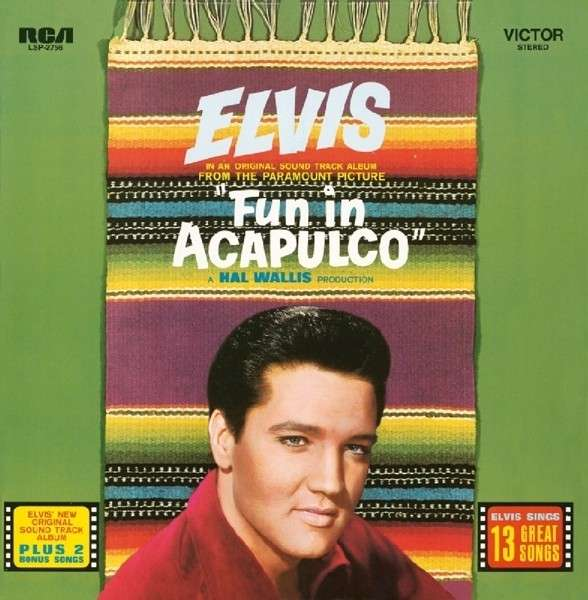 Fun in Acapulco - Elvis Presley - Musik - MUSIC ON CD - 8718627221426 - March 27, 2014