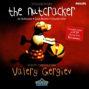 Nutcracker, Op.71 - P.i. Tchaikovsky - Musik - PHILIPS - 0028946211427 - 4/9-2000