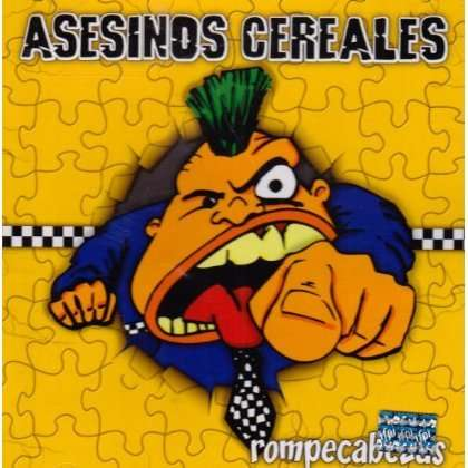 Rompecabezas - Asesinos Cereales - Musik - UNIVERSAL - 0044001185427 - 19/10-2004