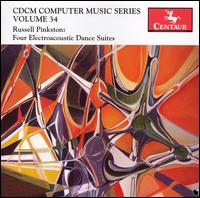 Cdcm Computer Music Series 34 / Various - Cdcm Computer Music Series 34 / Various - Musik - Centaur - 0044747276427 - April 25, 2006