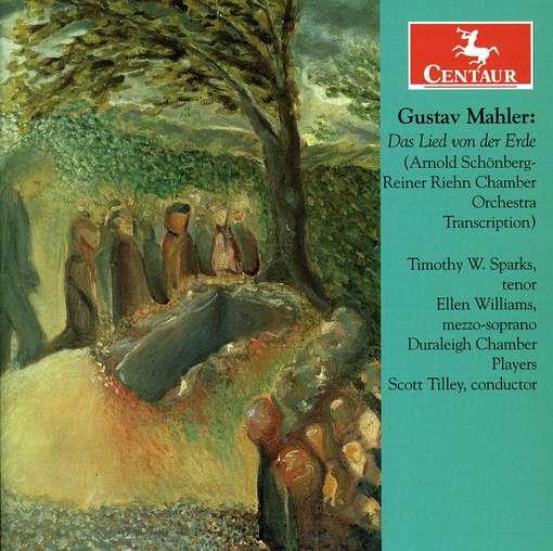Das Lied Von Der Erde - G. Mahler - Musik - CENTAUR - 0044747304427 - March 21, 2012