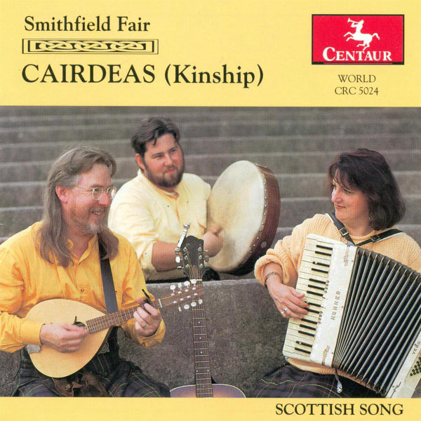 Cairdeas (Kinship) - Smithfield Fair - Musik -  - 0044747502427 - 26/9-2000