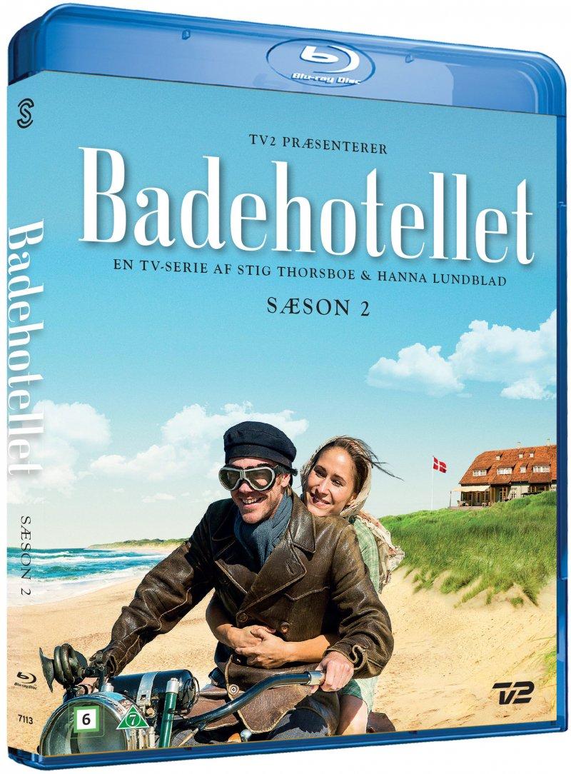 Badehotellet - Sæson 2 - Badehotellet - Film - Scanbox - 5709165156427 - January 21, 2021