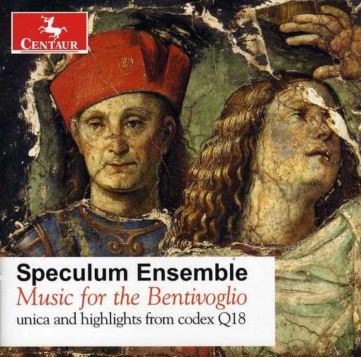 Music For The Bentivoglio - Speculum Ensemble - Musik - CENTAUR - 0044747307428 - April 30, 2014