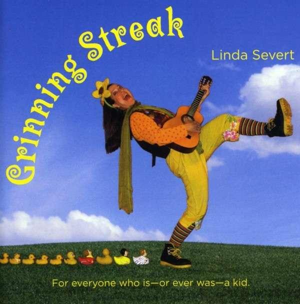 Grinning Streak - Linda Severt - Musik - CD Baby - 0753701201428 - June 17, 2008