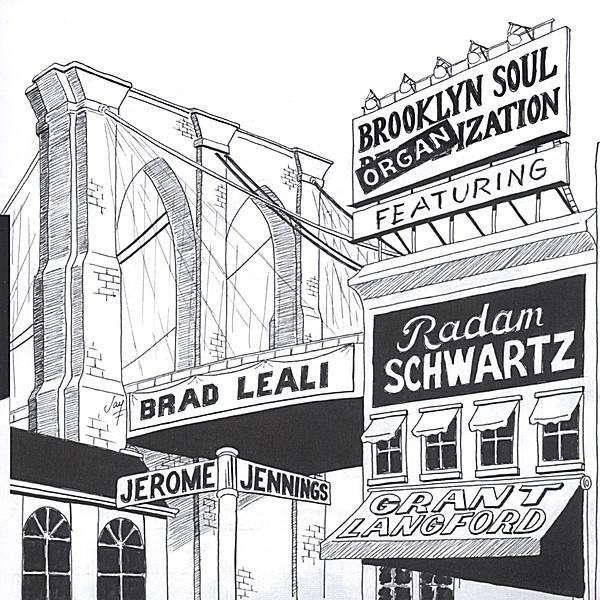 Brooklyn Soul Organization - Brooklyn Soul Organization - Musik - M&N Records - 0753725003428 - November 30, 2004