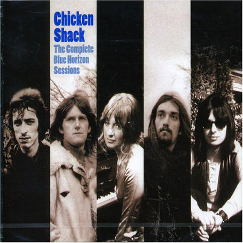 Complete Blue Horizon Sessions - Chicken Shack - Musik - COLUMBIA - 0828767349428 - October 13, 2014