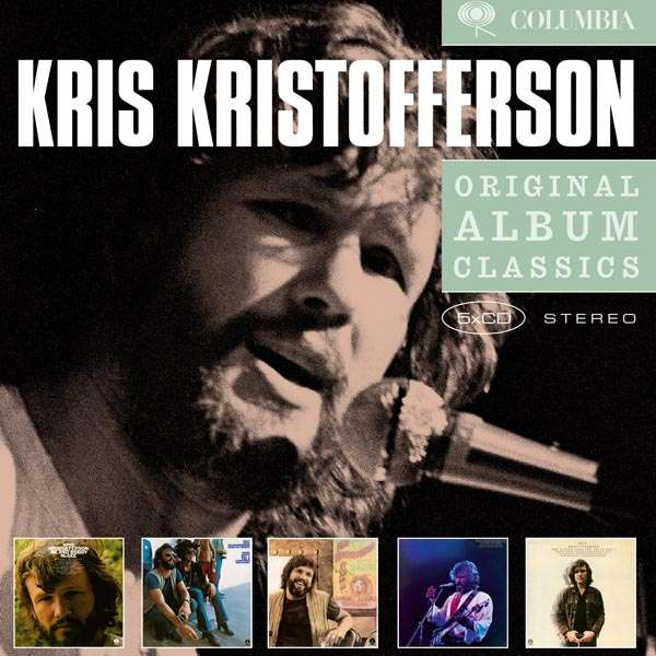Original Album Classics - Kris Kristofferson - Musik - MONUMENT - 0886975744428 - 30. september 2009