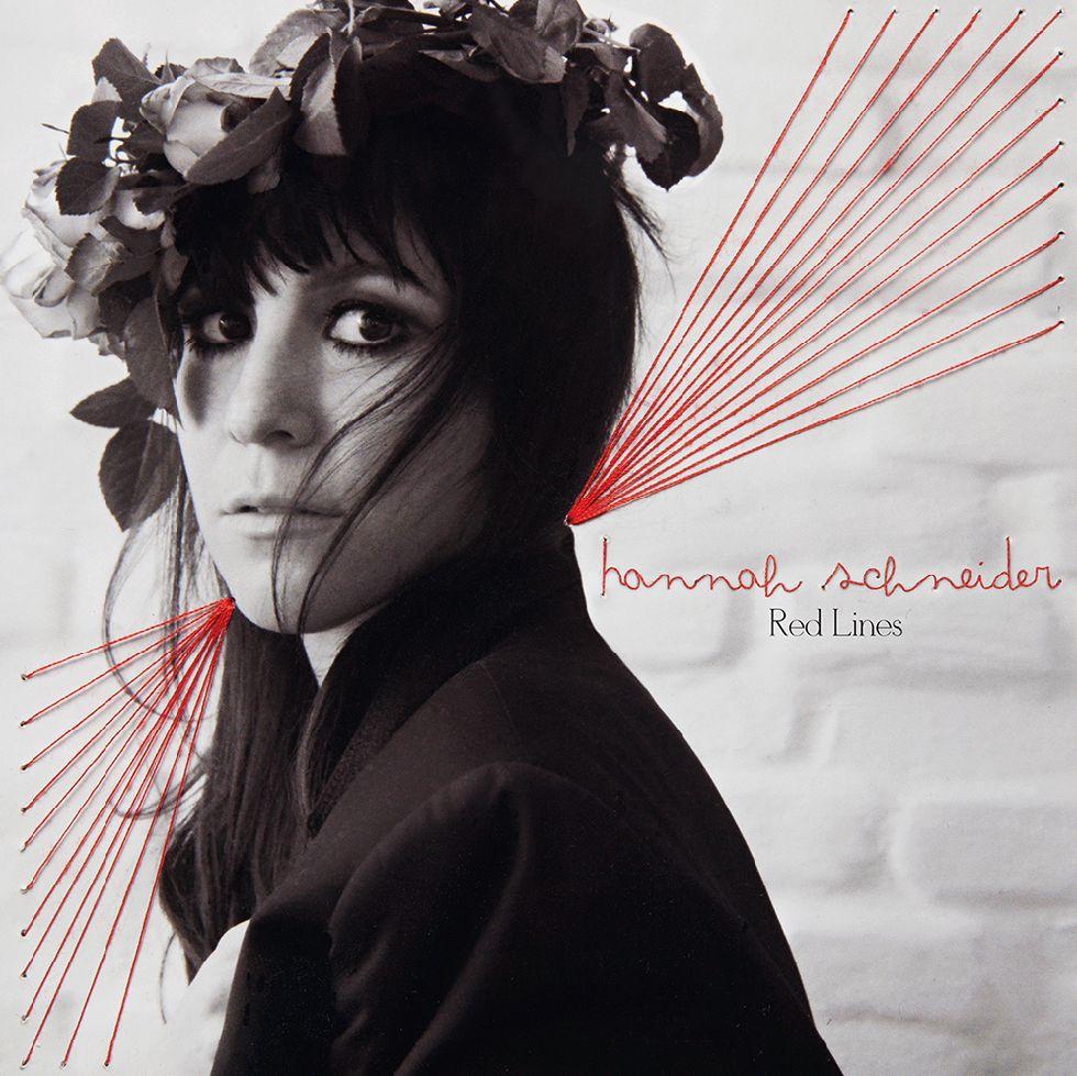 Red Lines - Hannah Schneider - Musik - Sony Owned - 0888430928428 - October 27, 2014