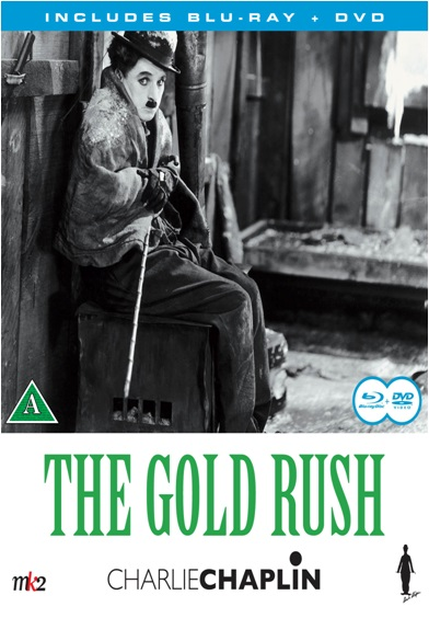 Charlie Chaplin - The Gold Rush -  - Film - SOUL MEDIA - 5709165092428 - 1970