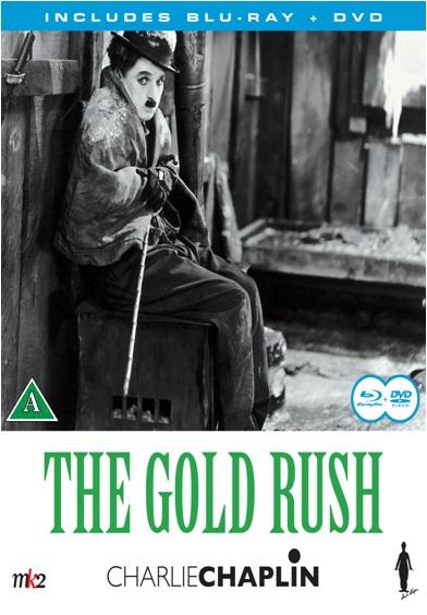 Charlie Chaplin - The Gold Rush -  - Film - SOUL MEDIA - 5709165092428 - 1970